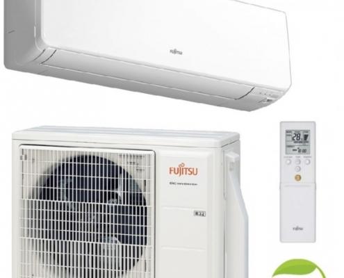 Fujitsu KGTA kondicionieriai