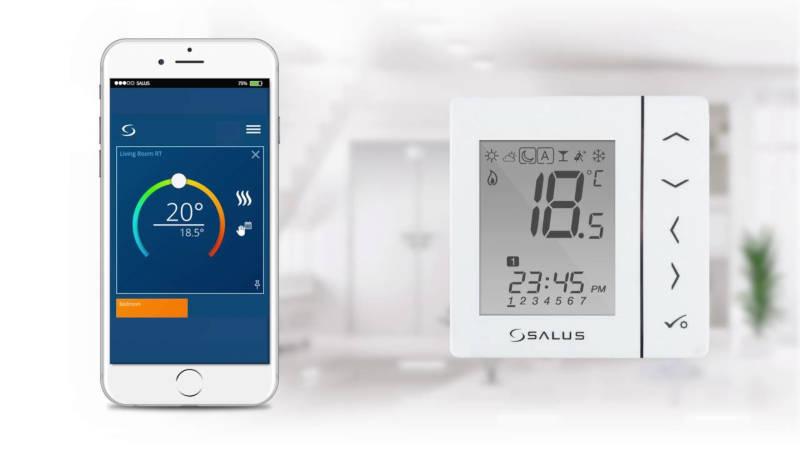 Salus Controls Smart Home belaidė internetinė serija