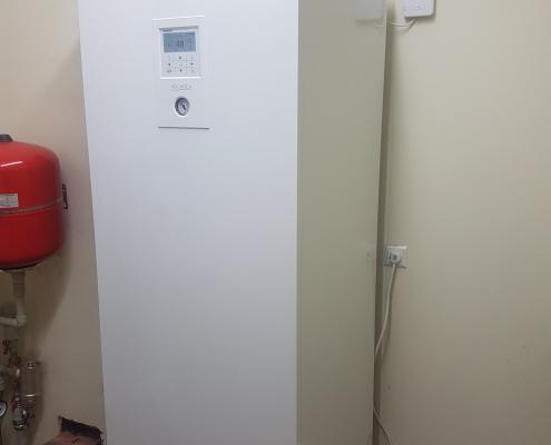 Šildymo, kondicionavimo, vėdinimo sistemų įrengimas