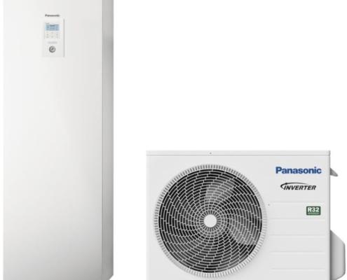 Panasonic šilumos siurblys oras vanduo