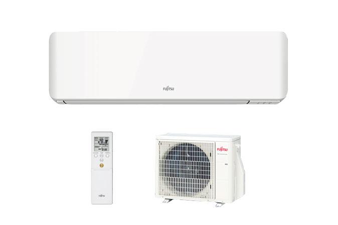 Fujitsu KM serijos kondicionieriai