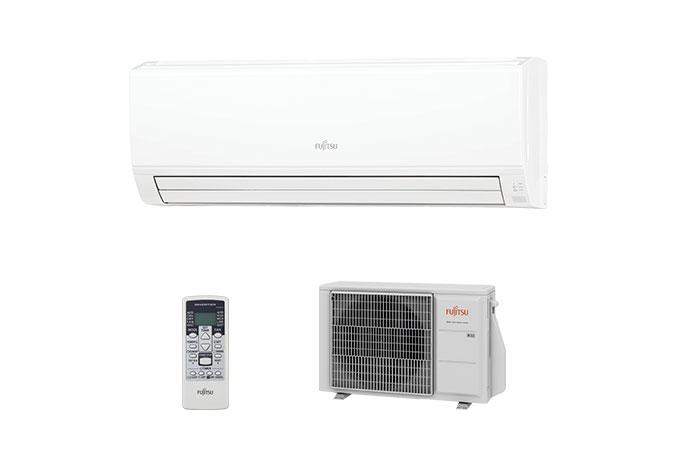 Fujitsu KL serijos kondicionieriai