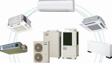 Panasonic VRF sistema